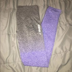 Gymshark Ombré Seamless Leggings